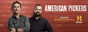 American Pickers new York Summer 2016