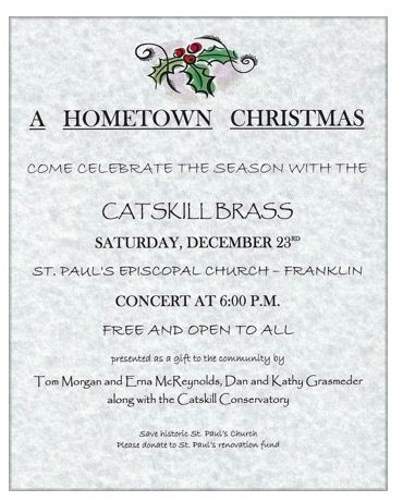 Hometown Christmas Concert in Franklin