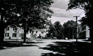 Main Street, Franklin NY, c. 1948