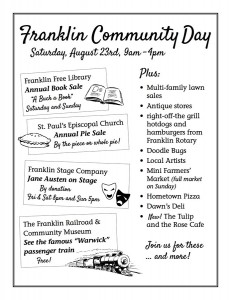 Franklin Community Day