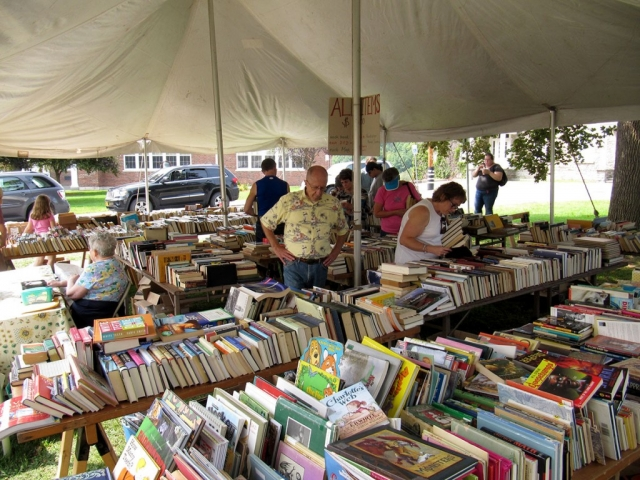Franklin Free Library Annual Book Sale - Franklin, NY