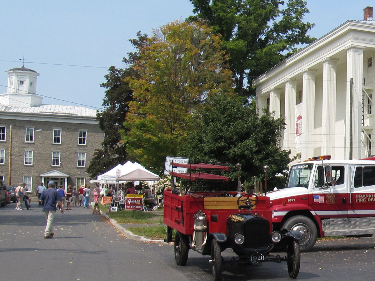 New Old Franklin Day 2015 - Franklin, NY