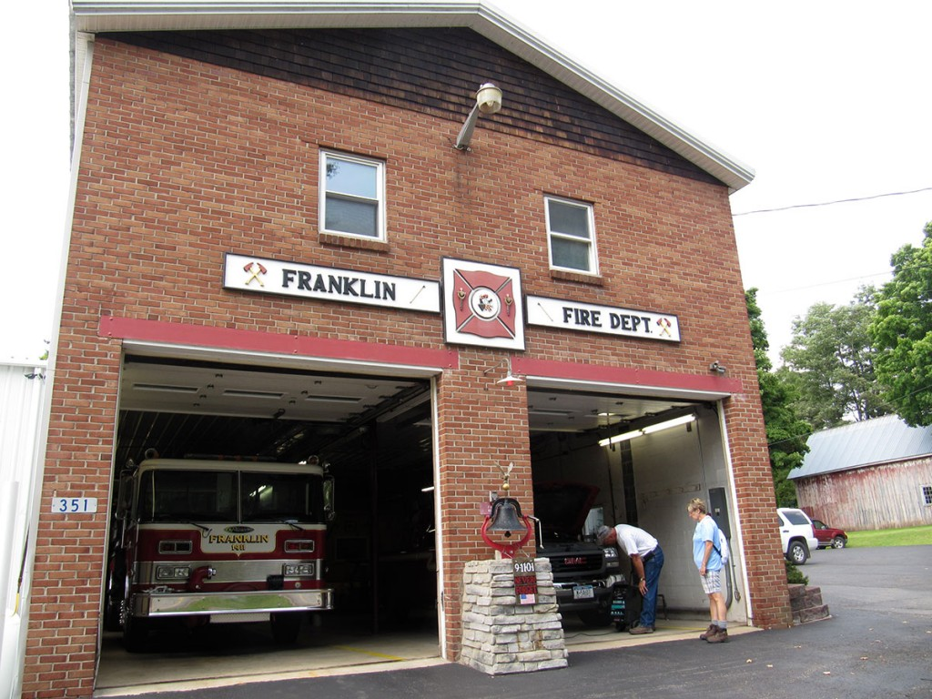 Franklin Volunteer Fire Dept. 14 - Franklin, NY