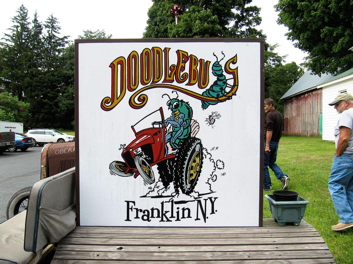 Doodlebugs - Franklin, NY