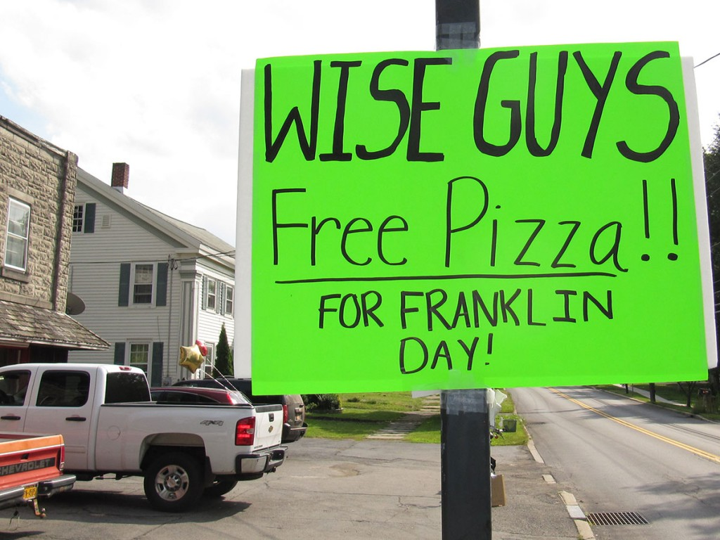 Wise Guys Pizza - Franklin, NY