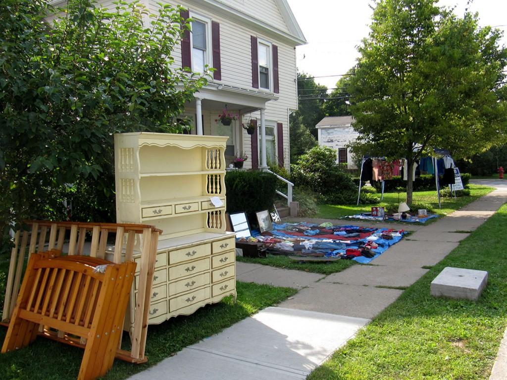 Lawn Sale - Franklin, NY